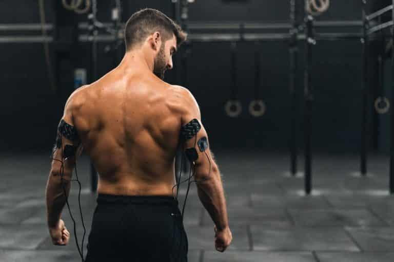 Entrenamiento de Tríceps con Compex
